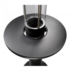 Table noir medium
