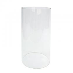 Colonne basse en verre
