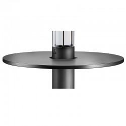 Table noir XL