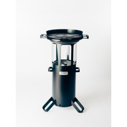 Pelletgrill BLACK