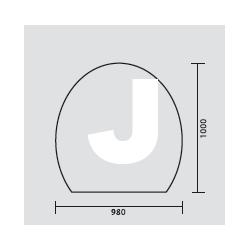 Bodemplaat J 100x98...